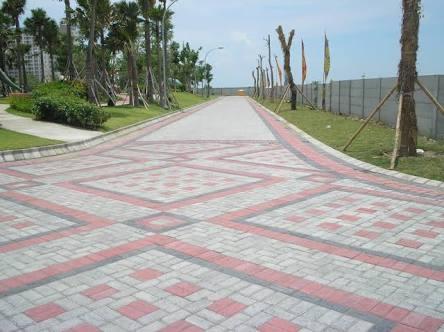 Paving Blok untuk Jogging Track