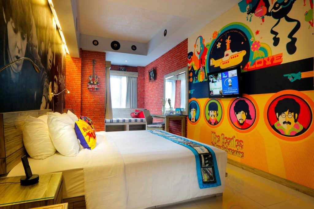 Tema Hotel Rhadana Bali