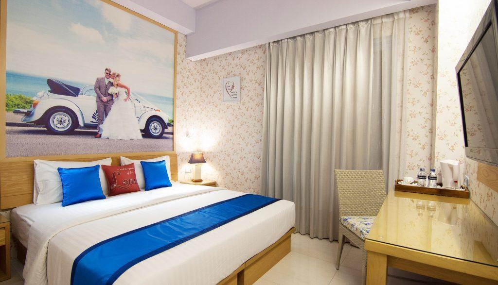 Tema Romantis Hotel Rhadana Bali