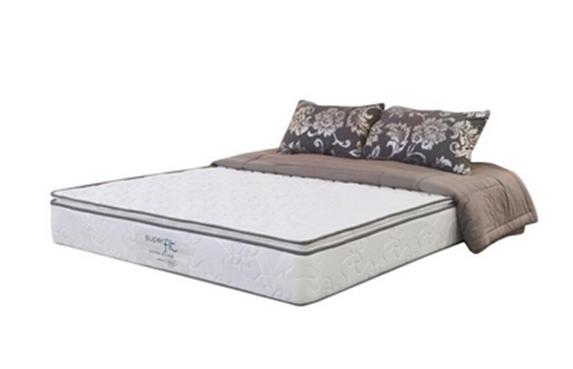 Comforta Superfit Super Silver Pillowtop